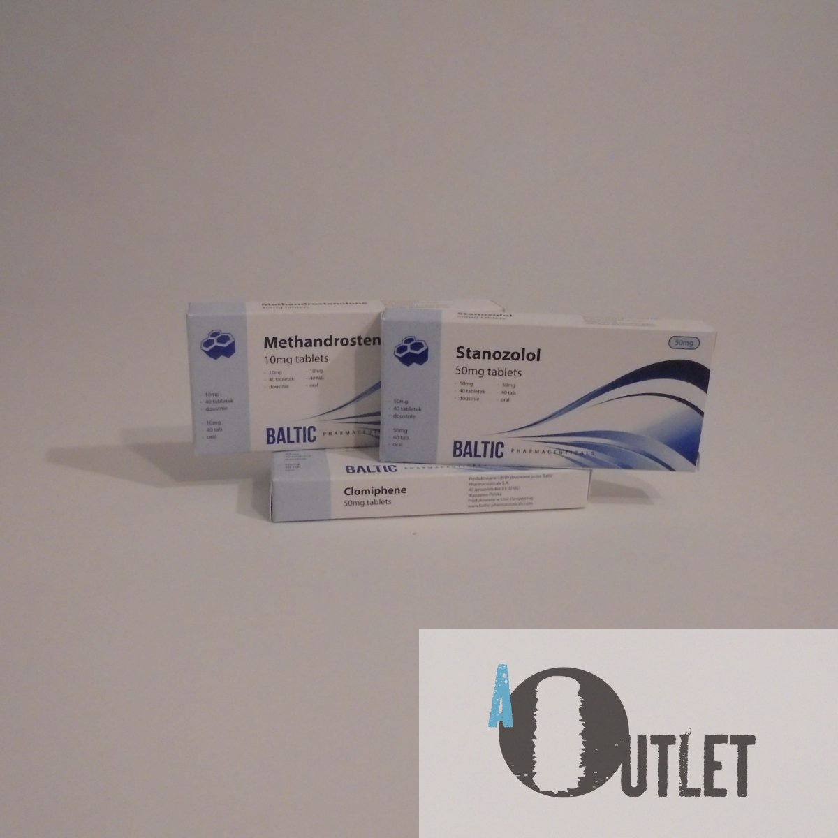 Baltic Pharmaceuticals tablets